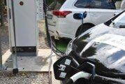 BJELOVAR U rad puštena e-punionica za električne automobile: Građani punionicu mogu koristiti besplatno
