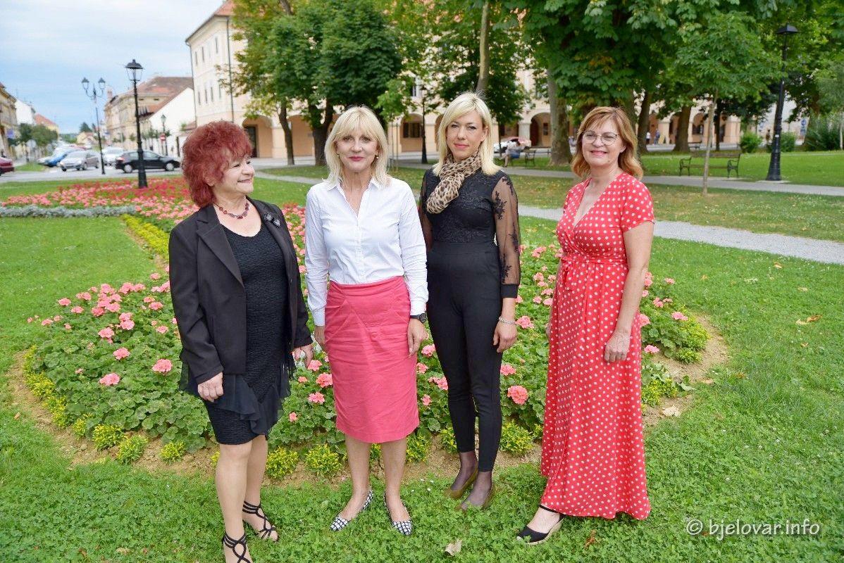 ŽENE IZ BJELOVARA, LISTA 9 - Snažne u pravima, ŽENE mogu preokrenuti smjer Hrvatske u vrijedno, zdravo i sretno društvo