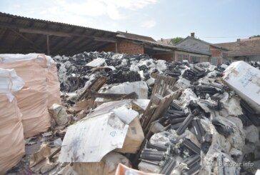 Počeo postupak uklanjanja opasnog otpada – Grad Bjelovar će snositi sve troškove sanacije
