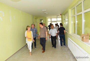Nova zgrada VRTIĆA I ŠKOLE u Velikom Trojstvu uskoro će otvoriti vrata za školarce i vrtićance