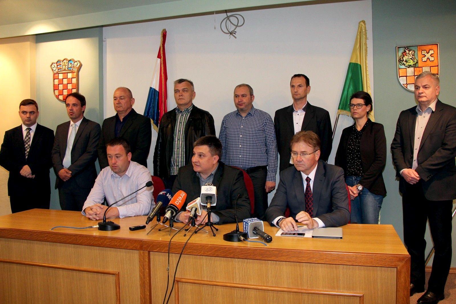 HDZ BBŽ: Župan nema pravo kritizirati Vladu - Županija je u dva desetljeća njegovog vodstva među najlošijima u Hrvatskoj