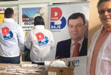 Damir Bajs Nezavisna lista: Dizalice na županijskim projektima u gradu Bjelovaru rade, a gradske tek očekujemo