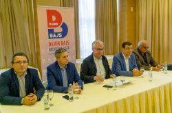 Damir Bajs Nezavisna lista: RESTART KOALICIJA jedina moguća alternativa za promjene i novo viđenje politike u Hrvatskoj