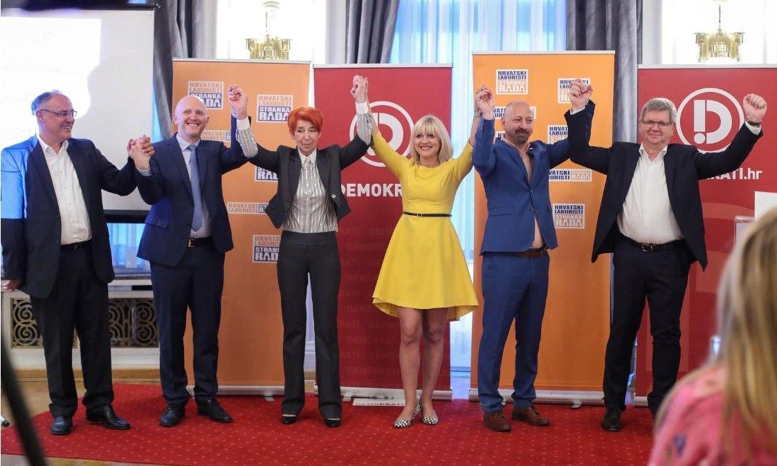 Demokrati Bojana Hribljan