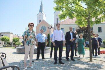 Jandroković u Čazmi: Ponašanje SDP-ovaca je neodgovorno, ruše sustav i struku