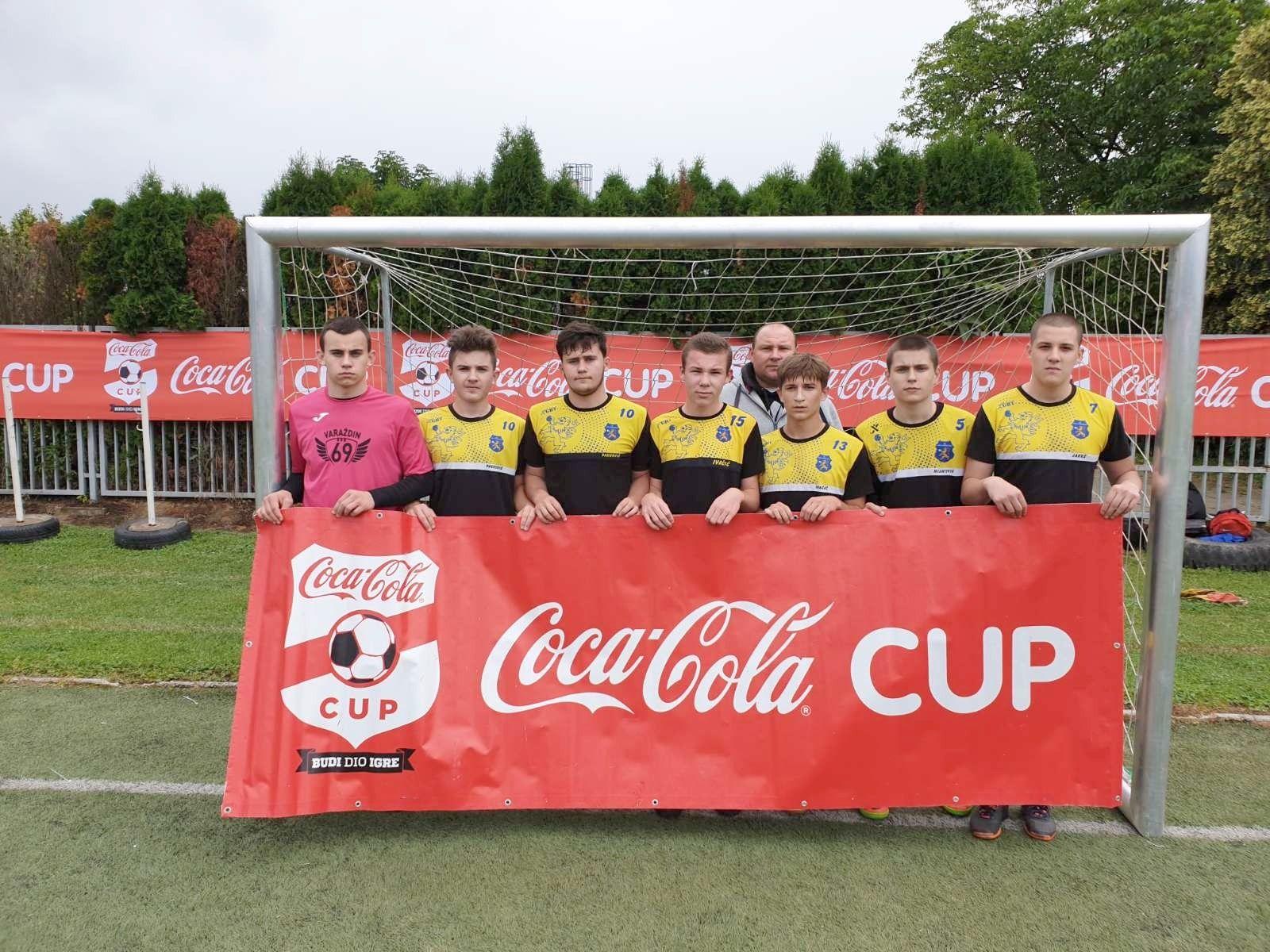 (FOTO) OPG Franjić i Družba Pere Kvržice pobjednici završnog Coca-Cola Cup turnira Bjelovarsko-bilogorske županije