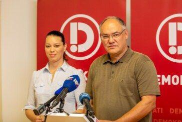DEMOKRATI Krinke padaju: Bernardić je zbog lošeg rejtinga žrtvovao vlastitu stranku u Istri