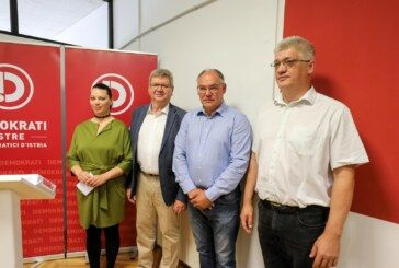 DEMOKRATI: Glas iz Istre i s Kvarnera ponovno će se čuti u Saboru – Nositelj liste Damir Kajin