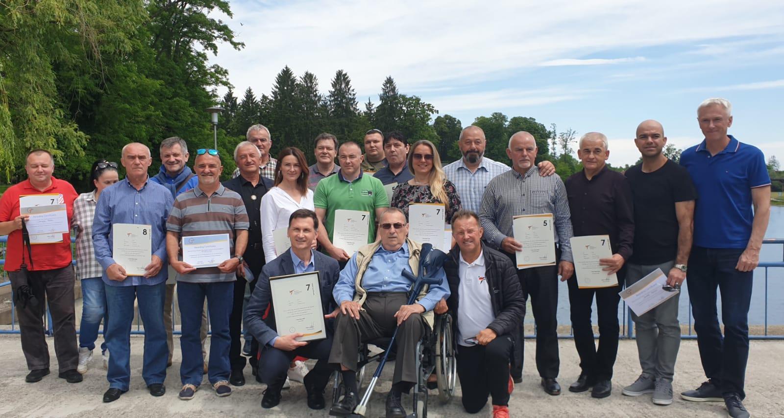 Obilježena 50. godišnjica Taekwondo sporta u Hrvatskoj - Nagrađeni i naši Bjelovarčani