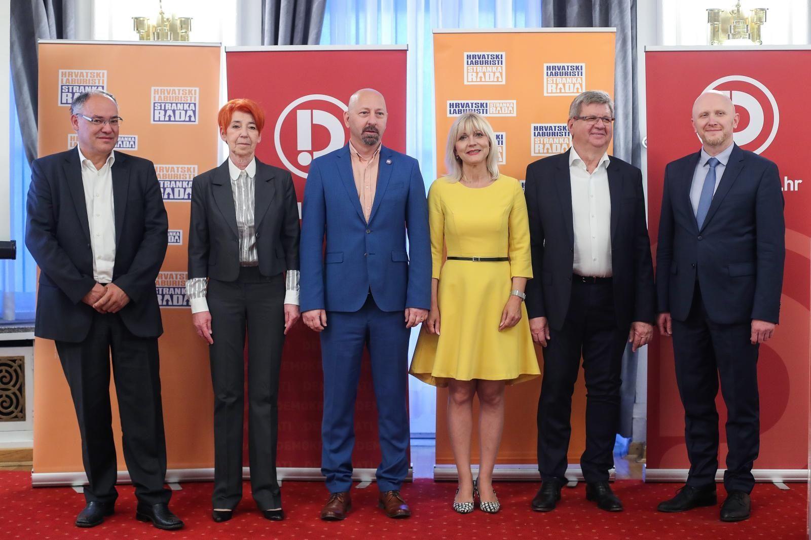 Demokrati i Hrvatski Laburisti predstavili program ODGOVORNO ZA HRVATSKU