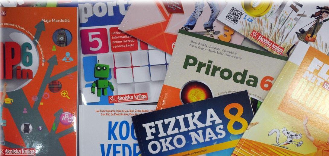 Grad Čazma i ove godine kupuje radne bilježnice i drugi radni materijal za osnovnoškolce