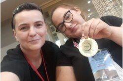 Mlada bjelovarska stolnotenisačica Marieta Magdić ZLATNA u Splitu