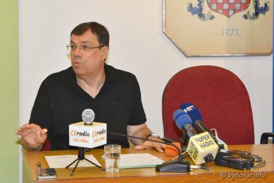 Župan Damir Bajs odgovorio HDZ-u BBŽ: TKO O ČEMU, HDZ O ZAPOŠLJAVANJU