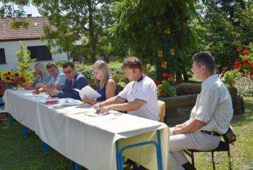 ŽUPANIJA Kreće obnova Osnovne škole Mirka Pereša u Kapeli – Potpisan ugovor s izvođačem radova