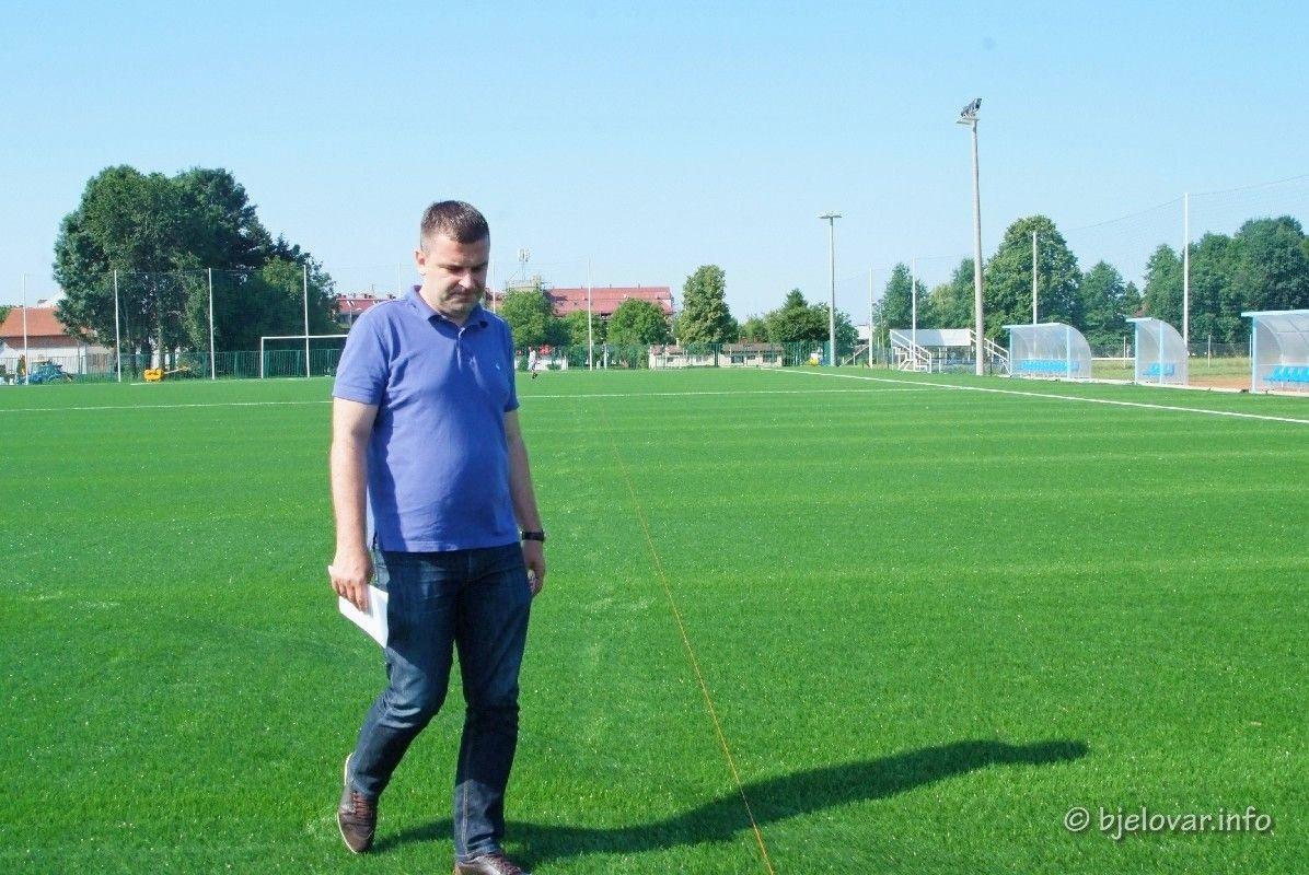 Uređuje se Gradski nogometni stadion koji će biti u sklopu novog stadiona - Uskoro raspisivanje natječaja za gradnju novog stadiona