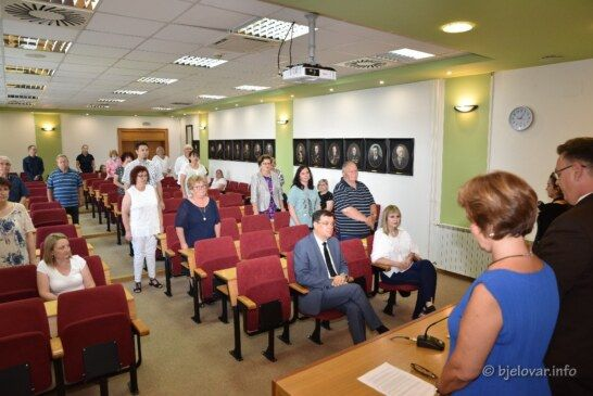 (FOTO) PRISEGNULI SUCI POROTNICI Općinskog suda u Bjelovaru