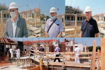 U punom jeku radovi na izgradnji NOVE ZGRADE OPĆE BOLNICE BJELOVAR – Paralelno kreće nabava za opremanje objekta