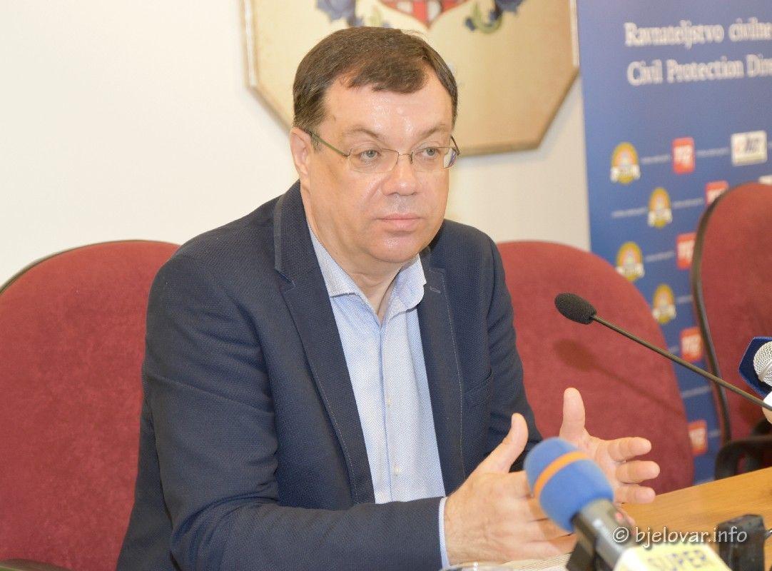PORUKA župana Damira Bajsa: Izađite na izbore i glasajte za promjene - za bolju i uspješniju Hrvatsku
