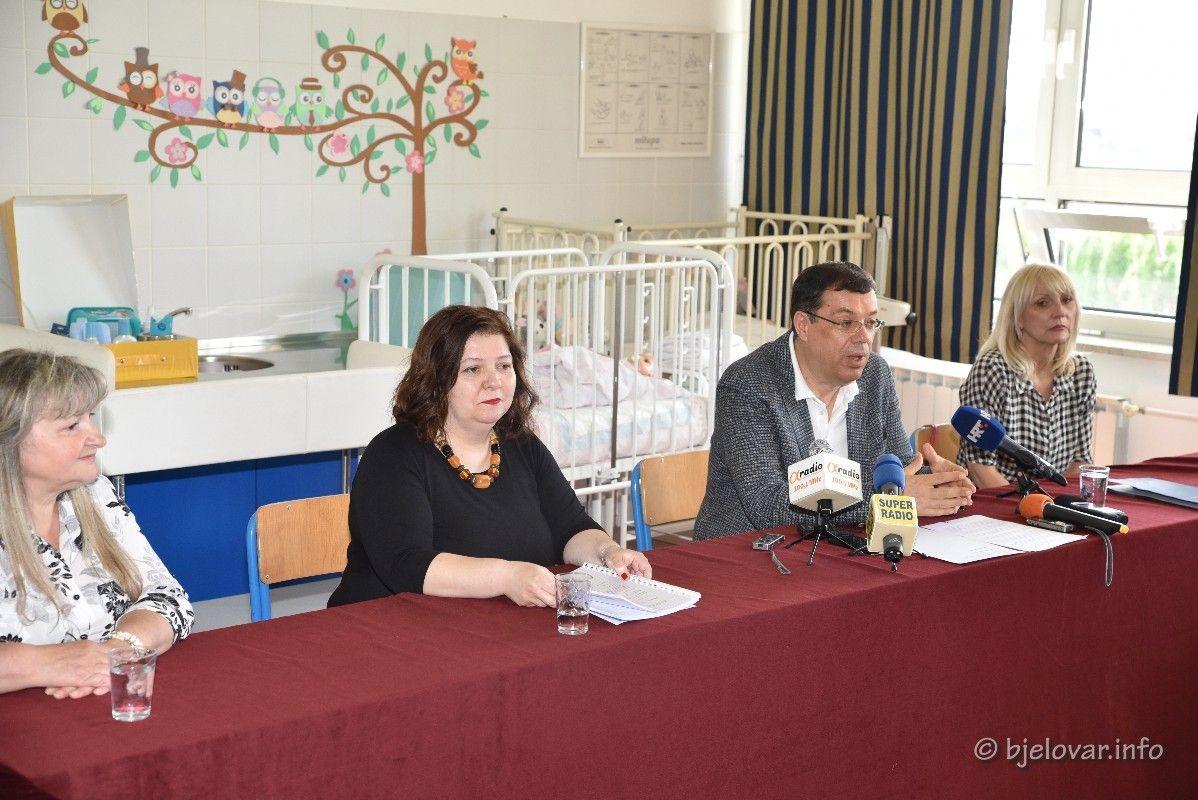 Preko 62 milijuna kuna uložit će se u Regionalni centar kompetentnosti Medicinske škole Bjelovar - Uskoro raspisivanje natječaja