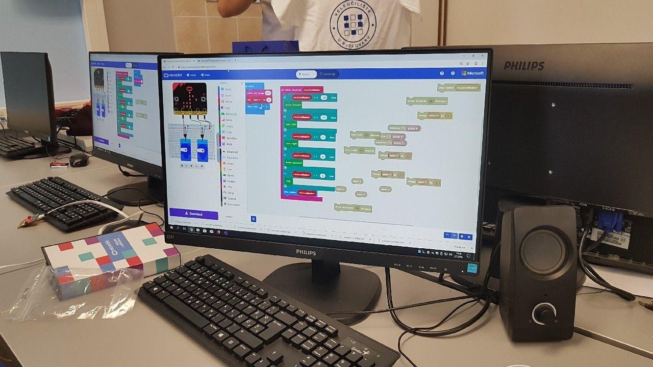 PRIJAVITE SE Kreću besplatne IT radionice za osnovnoškolce
