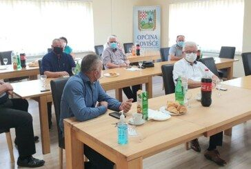 Županijski načelnici sastali se u Rovišću – Jedna od tema bila je funkcioniranje manjih općina i njihovo potencijalno ukidanje