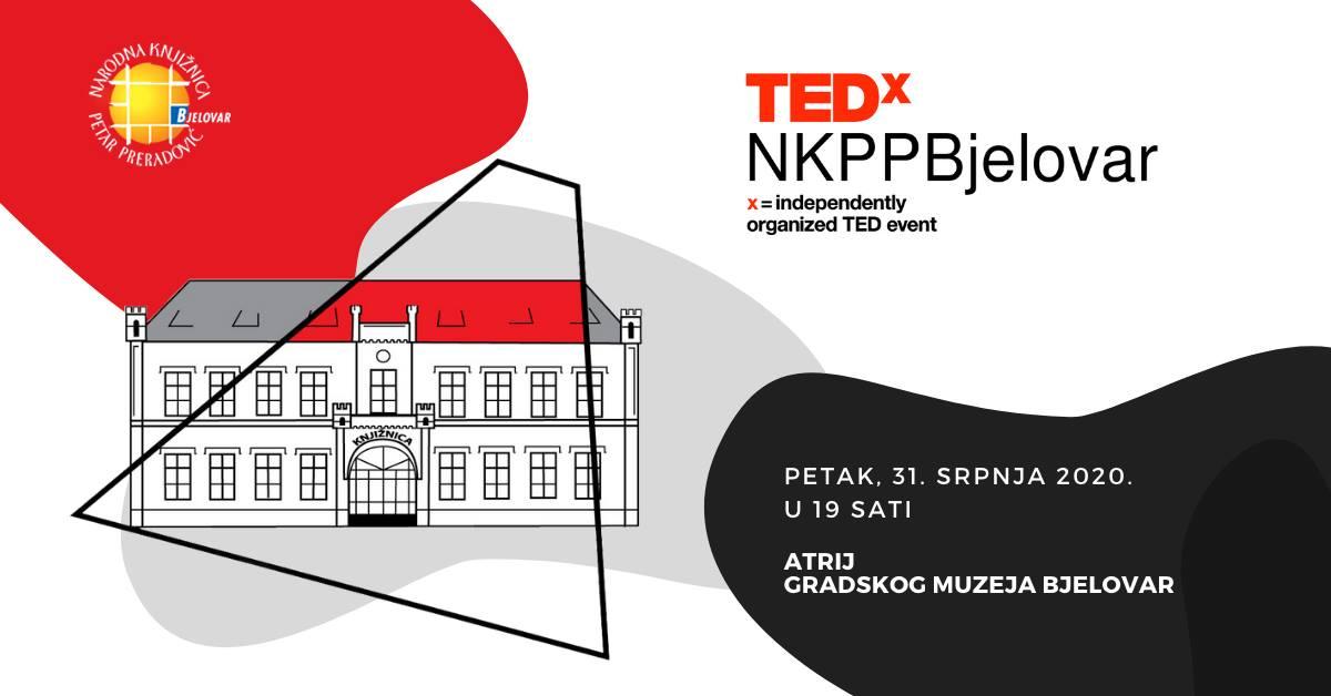 TEDx u bjelovarskom BOHO PARKU - Pet govornika s izuzetno zanimljivim temama
