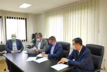 Prijetnja stečajem je iza tvrtke VODOPRIVREDA DARUVAR – POTPISAN  UGOVOR SA SLOVENSKOM TVRTKOM vrijedan gotovo 34 milijuna kuna