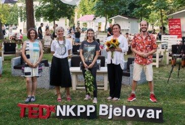 LJETNO TEDx OSVJEŽENJE U BOHO PARKU – Bjelovarski govornici oduševili bjelovarsku publiku