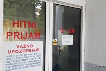 Do sada nema oboljelih u našoj županiji – Čekaju se nalazi za 52 osobe