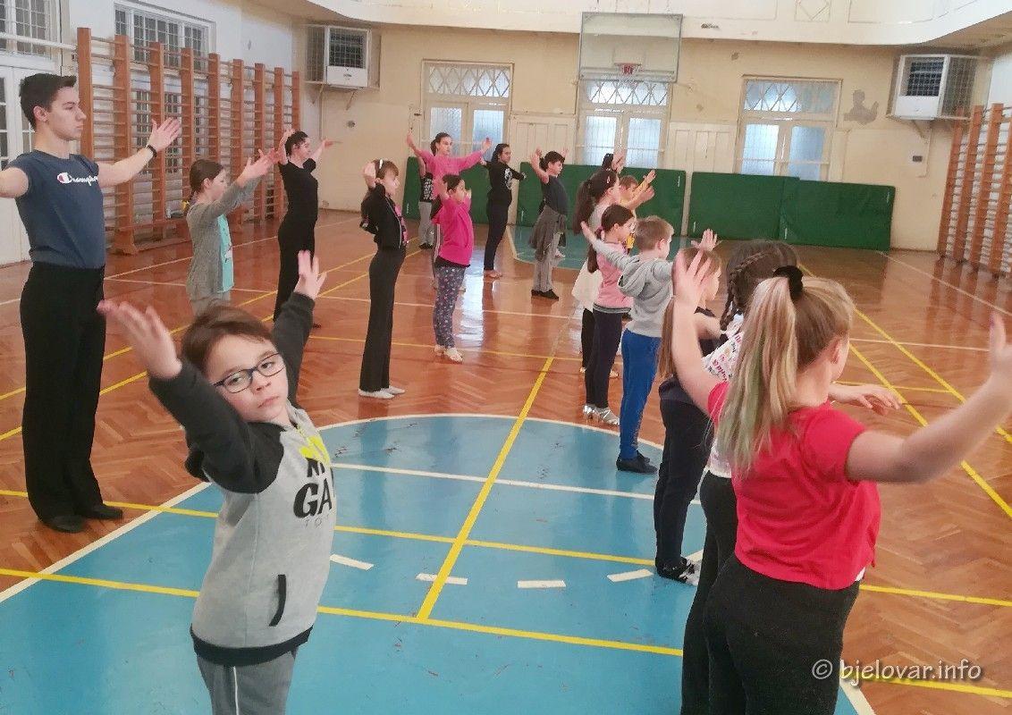 Bjelovarski plesni klub priprema se za Državno prvenstvo - Od jeseni plesna rekreacija za odrasle