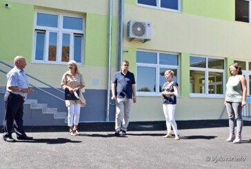 NOVOOBNOVLJENA ŠKOLA U VELIKOM TROJSTVU spremno dočekuje novu školsku godinu