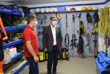 Županija sa 70 tisuća kuna podupire rad Hrvatske gorske službe spašavanja Stanice Bjelovar – Danas je potpisan ugovor