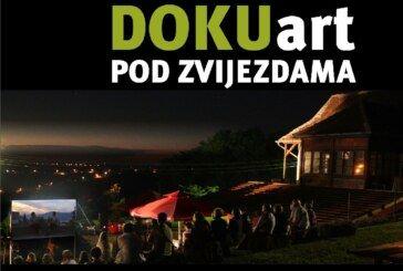 DOKUart pod zvjezdama na Izletištu Vrata Bilogore – Dođite i uživajte u jedinstvenom filmskom doživljaju