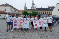 Bjelovarske Sparte osvojile odlično četvrto mjesto na 7. Maratonu lađarica 2020.
