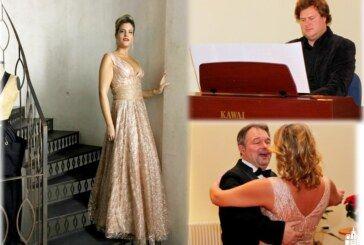 Koncert u bjelovarskom Boho parku: Večer uz operu i operetu