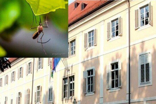 Grad Bjelovar uputio građanima preporuke kako se zaštititi od komaraca – Idući tjedan kreću sa zaprašivanjem