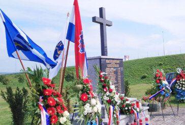 Spomen na poginule branitelje 105. brigade – Održana komemoracija
