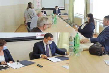 Osiguran prijevoz učenicima – Župan Bajs potpisao ugovor i aneks ugovora s tvrtkom Čazmatrans Nova