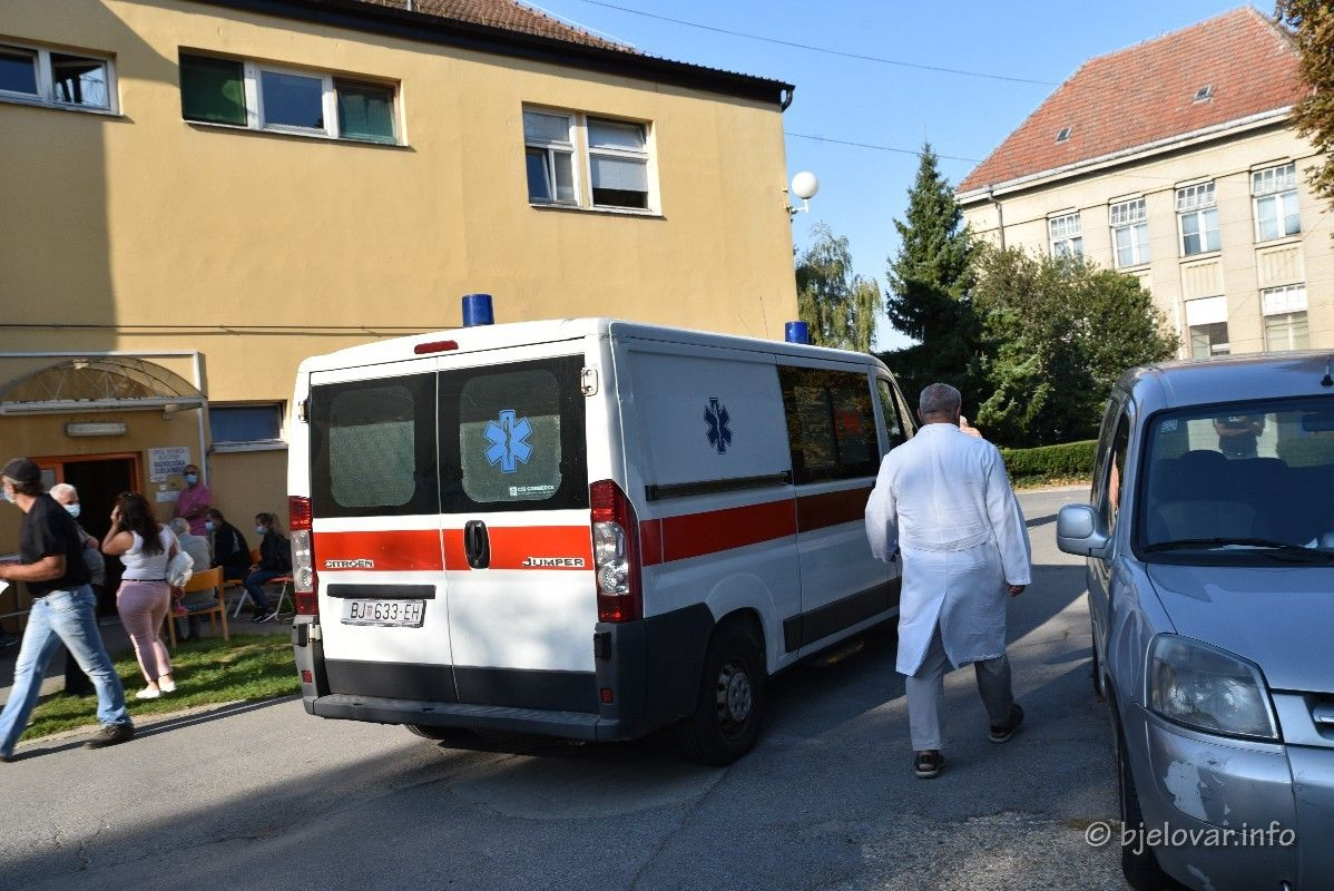 Danas 7 novooboljelih u našoj županiji - Među oboljelima dva učenika iz Osnovne škole Đulovac