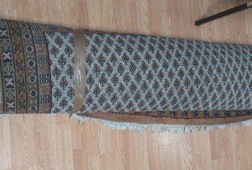 OBAVIJEST IZ POLICIJE  Javila se vlasnica tepiha