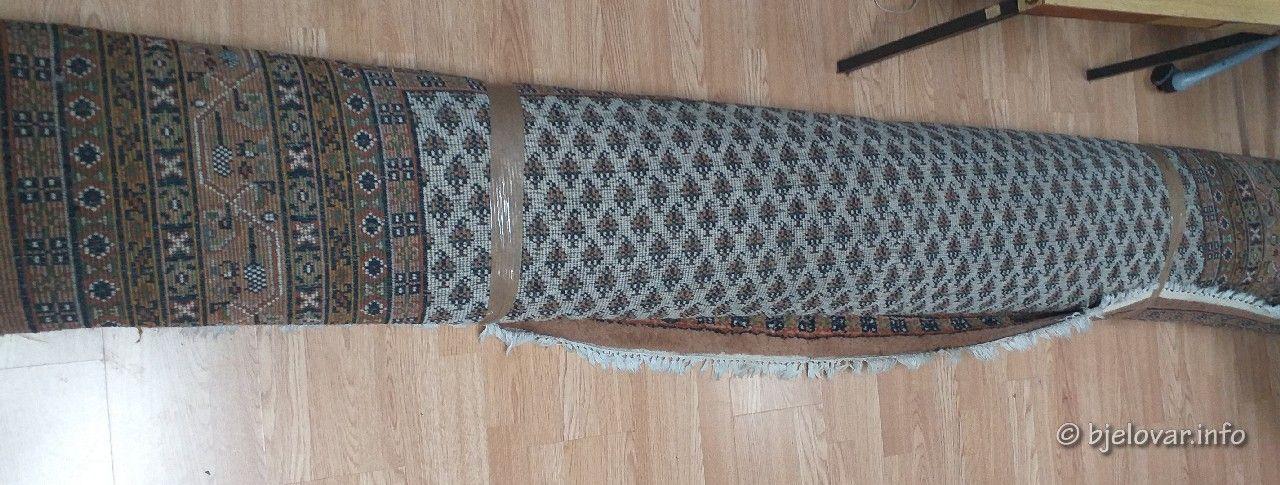 OBAVIJEST IZ POLICIJE Pronađen tepih u Brezovcu, traži se vlasnik