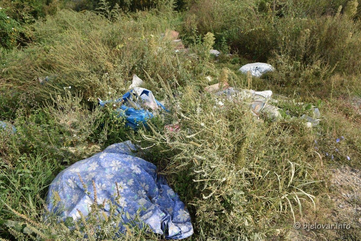 ZELENA ČISTKA u subotu u Bjelovaru - I dalje imamo divljih odlagališta
