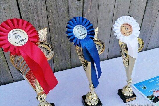 (FOTO) U Velikom Trojstvu održano drugo kolo županijske lige u daljinskom jahanju