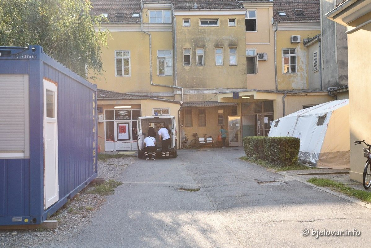 Danas 9 novooboljelih osoba - Korona ušla u privatni Dom za starije u Bjelovaru
