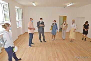 Potpuno obnovljena još jedna škola PODRUČNA ŠKOLA U KRALJEVCU