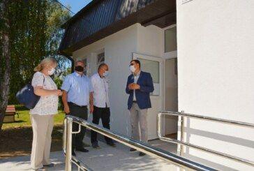 Potpuno obnovljena škola u Blagorodovcu i Kipu, a pri kraju je u Šibovcu