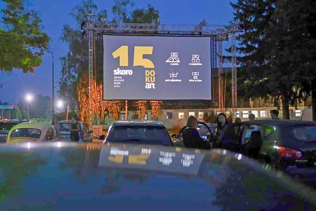 Završen Skoro 15. DOKUart s porukom: Vidimo se iduće godine na jubilarnom 15. DOKUart festivalu