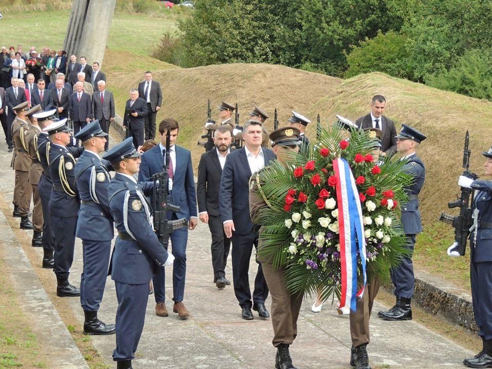 PODGARIĆ Obilježena 75. obljetnica oslobođenja sjeverozapadne Hrvatske