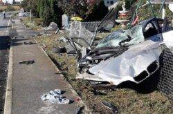 Gornji Draganec – teška prometna nesreća s pet ozlijeđenih mladih osoba
