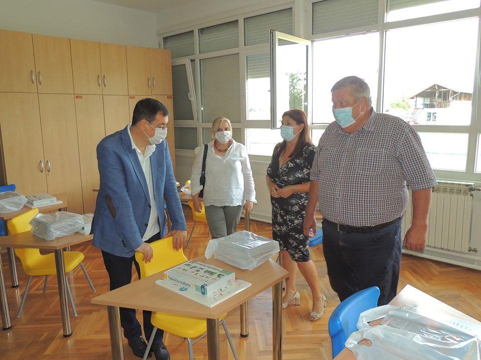 Obnovljena još jedna škola u našoj županiji - Osnovna škola u Bereku spremno dočekuje učenike